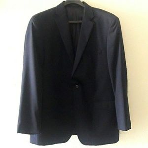 Calvin Klein navy blue jacket in very good conditi